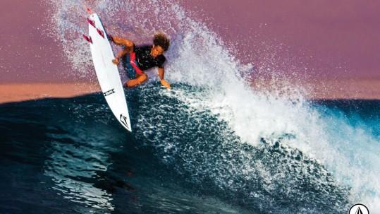 volcom surf